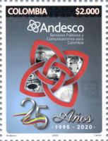 [The 25th Anniversary of Andesco, type DIB]