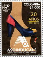 [The 20th Anniversary of the ASOINDUCALS Shoemakers Association, type DMY]
