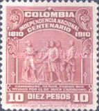 [The 100th Anniversary of Independence, type GC]