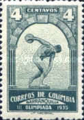 [International Olympic Games - South and Central America, Typ JM]