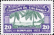 [International Olympic Games - South and Central America, Typ JU]