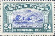 [International Olympic Games - South and Central America, Typ JV]