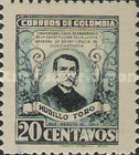 [The 75th Anniversary of General Benefit Institution of Cundinamarca, Typ NG]