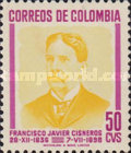 [The 50th Anniversary of the Death of Francisco Javier Cisneros, 1836-1898, Typ QE]