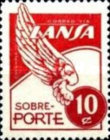 [Airmail - Stamps for the Airline LANSA, type QF1]