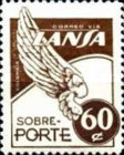 [Airmail - Stamps for the Airline LANSA, type QF5]