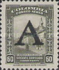 [Airmail - Previous Issues Overprinted A =