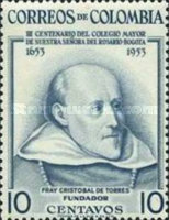 [The 300th Anniversary of Senior College of Our Lady of the Rosary, Bogota, Typ VC]