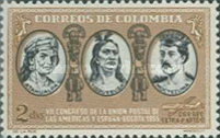 [Express Domestic Airmail - The 7th Postal Union Congress of the Americas and Spain, Typ WH]