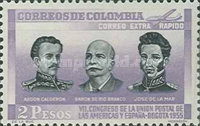 [Express Domestic Airmail - The 7th Postal Union Congress of the Americas and Spain, Typ WK]