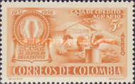 [Airmail - The 25th Anniversary of Agricultural Credit Bank, Typ XV1]
