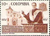 [The 100th Anniversary of the Birth of Monsignor R. M. Carrasquilla, Typ XXX]