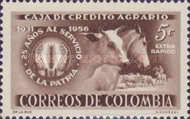 [Express Stamp - The 25th Anniversary of Agricultural Credit Bank, Typ XZ]