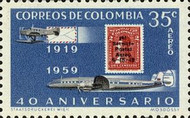 [The 40th Anniversary of Colombian