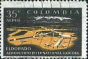 [Airmail - Inauguration of Eldorado Airport in Bogota, type ZL]