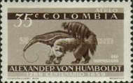 [Airmail - The 100th Anniversary of the Death of Alexander von Humboldt, 1769-1859, Typ ZP]