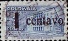 [Postal Tax Stamp of 1948 Surcharged, Typ T]