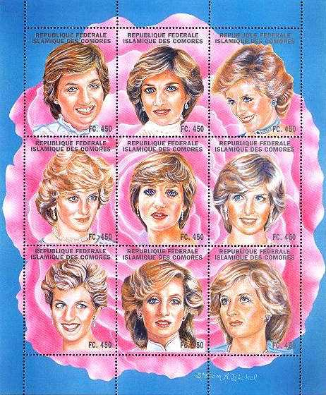 [The Death of Diana, Princess of Wales, Typ ]