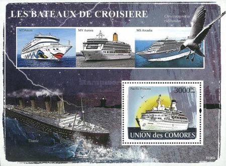 [Transportation at Sea - Cruise Ships, type ]