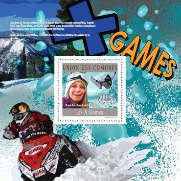 [Sports - Winter X-Games, type ]