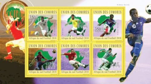 [Sports - Football World Cup - South Africa, Typ ]