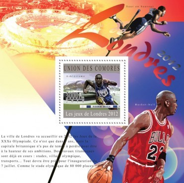 [Sports - Olympic Games - London, UK 2012, Typ ]