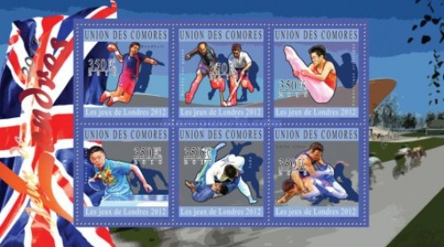 [Sports - Olympic Games - London, UK 2012, type ]
