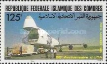 [Airmail - The 50th Anniversary of Union des Transports Aeriennes, type ABU]