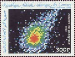 [Airmail - Appearance of Halley's Comet, type ABZ]