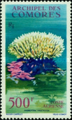[Airmail - Marine Plants, type AC]