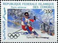 [Airmail - Winter Olympic Games - Calgary, Canada (1988), type ACX]