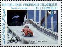 [Airmail - Winter Olympic Games - Calgary, Canada (1988), type ADA]
