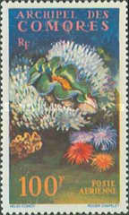 [Airmail - Giant Clam, type AE]
