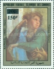 [Various Stamps Surcharged, type AHB]