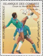 [Airmail - Football World Cup - Italy, type AIB]
