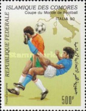 [Airmail - Football World Cup - Italy, type AID]