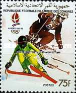 [Winter Olympic Games - Albertville 1992, France - Medal Winners at Previous Games, type AIQ]