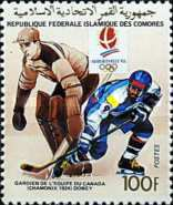[Winter Olympic Games - Albertville 1992, France - Medal Winners at Previous Games, type AIR]