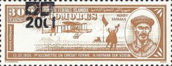 [Airmail - Various Stamps Overprinted and Surcharged, type AOQ]