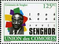 [The 100th Anniversary of Senghor, type BPN]
