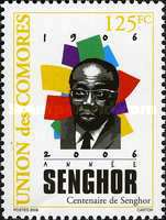 [The 100th Anniversary of Senghor, type BPO]