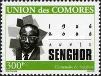 [The 100th Anniversary of Senghor, type BPQ]
