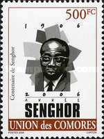 [The 100th Anniversary of Senghor, type BPS]