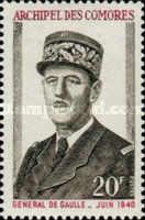 [The 1st Anniversary of the Death of Charles de Gaulle, Typ DK]