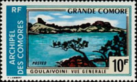[Great Comoro Landscapes, Typ EB]