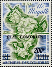[Airmail - Definitive Issue, Typ HO]