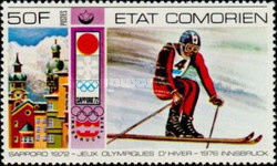 [Winter Olympic Games - Innsbruck, Austria, type IP]