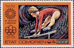 [Airmail - Olympic Games - Montreal, Canada, type JA]