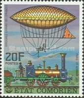 [History of Communications - Airships and Railways, Typ LH]