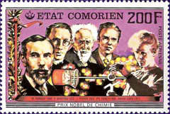 [Airmail - Nobel Prize Winners, type LS]